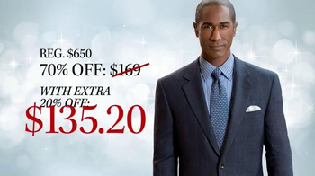 JoS. A. Bank TV Spot, 'Deals on Suits, Sportcoats and Outwear' - Thumbnail 6