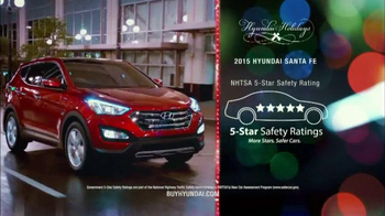 Hyundai Holiday Sales Event TV Spot, 'Gifts That Keep on Giving' - Thumbnail 4