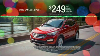 Hyundai Holiday Sales Event TV Spot, 'Gifts That Keep on Giving' - Thumbnail 5