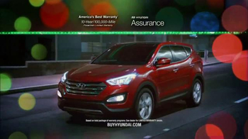 Hyundai Holiday Sales Event TV Spot, 'Gifts That Keep on Giving' - Thumbnail 7