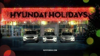 Hyundai Holiday Sales Event TV Spot, 'Gifts That Keep on Giving' - Thumbnail 8