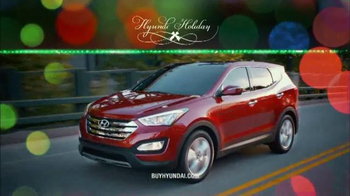 Hyundai Holiday Sales Event TV Spot, 'Gifts That Keep on Giving' - Thumbnail 9