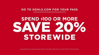 Kohl's TV Spot, 'The More You Buy, the More You Save' - Thumbnail 6