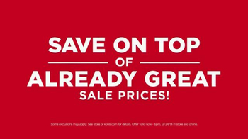 Kohl's TV Spot, 'The More You Buy, the More You Save' - Thumbnail 9