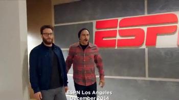The Interview, 'ESPN Promo' - Thumbnail 1