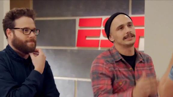 The Interview, 'ESPN Promo' - 10 commercial airings