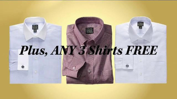 JoS. A. Bank Buy 1 Get 2 Free TV Spot, 'Suits, Sportcoats and Shirts' - Thumbnail 3