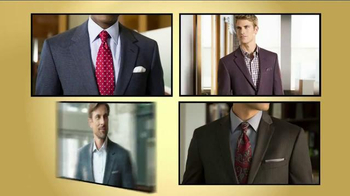 JoS. A. Bank Buy 1 Get 2 Free TV Spot, 'Suits, Sportcoats and Shirts' - Thumbnail 5