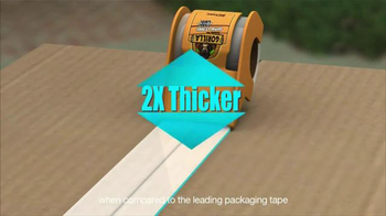 Gorilla Glue Packaging Tape TV Spot, 'From the Front Door to the Trunk' - Thumbnail 6