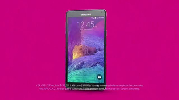 T-Mobile Unlimited 4G LTE Data TV Spot, 'Your Family' - Thumbnail 5