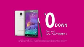 T-Mobile Unlimited 4G LTE Data TV Spot, 'Your Family' - Thumbnail 6