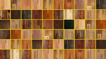 Lumber Liquidators TV Spot, '20 Years of Unbelievable Prices' - Thumbnail 5