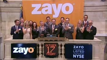 New York Stock Exchange TV Spot, 'Zayo Group' - Thumbnail 7