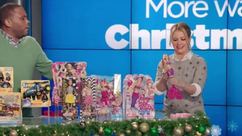 Walmart TV Spot, 'Barbie Bubbles' Featuring Melissa Joan Hart - Thumbnail 5