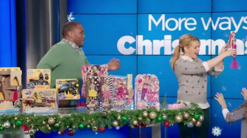 Walmart TV Spot, 'Barbie Bubbles' Featuring Melissa Joan Hart - Thumbnail 7