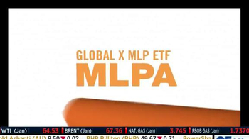 Global X Funds TV Spot, 'Follow the Pipelines' - Thumbnail 1