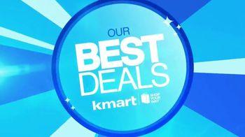 Kmart Blue Light Member Special TV Spot, 'Hot Wheels, Towels and Denim' - Thumbnail 3