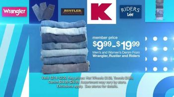 Kmart Blue Light Member Special TV Spot, 'Hot Wheels, Towels and Denim' - Thumbnail 9