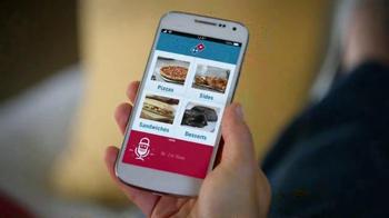Domino's Voice Ordering App Pizza TV Spot, 'It's Football Sunday' - Thumbnail 2
