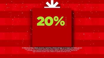 JCPenney Grandiosa Venta de Navidad TV Spot [Spanish] - Thumbnail 1
