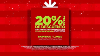 JCPenney Grandiosa Venta de Navidad TV Spot [Spanish] - Thumbnail 2