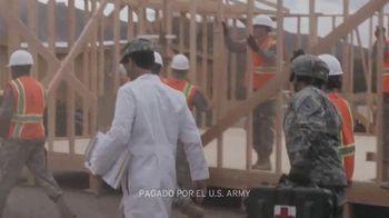 U.S. Army TV Spot, 'Túnel: AMEDD' [Spanish] - 88 commercial airings