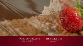 Shari's Berries TV Spot, 'Surprise Them With Something Different' - Thumbnail 4