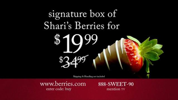 Shari's Berries TV Spot, 'Surprise Them With Something Different' - Thumbnail 6