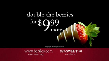 Shari's Berries TV Spot, 'Surprise Them With Something Different' - Thumbnail 8