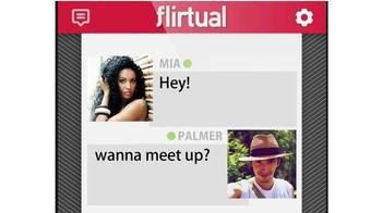 FlirtualDating.com TV Spot, 'MTV Network: Find Your Match' - Thumbnail 6