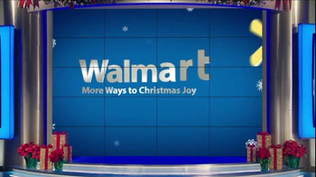 Walmart TV Spot, 'Wrapping Gifts' Ft. Melissa Joan Hart, Anthony Anderson - Thumbnail 8
