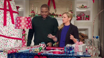 Walmart TV Spot, 'Wrapping Gifts' Ft. Melissa Joan Hart, Anthony Anderson - 153 commercial airings