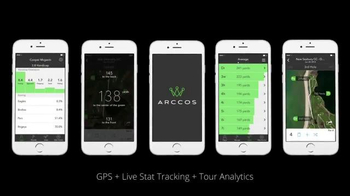 Arccos Golf TV Spot, 'Know Your Game' - Thumbnail 3