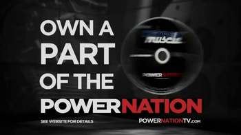 PowerNation DVD Set TV Spot, 'Own Part of the PowerNation'