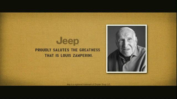 Jeep Unbroken Promo TV Spot, 'Greatness'