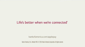 Bank of America TV Spot, 'Apple Pay: A Day of Shopping' - Thumbnail 8