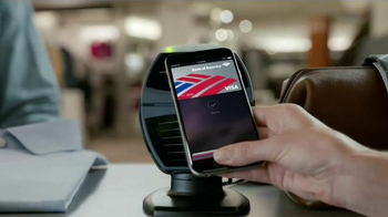 Bank of America TV Spot, 'Apple Pay: A Day of Shopping' - Thumbnail 3