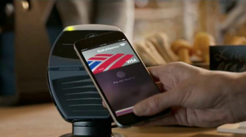 Bank of America TV Spot, 'Apple Pay: A Day of Shopping' - Thumbnail 4