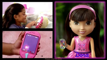 Dora and Friends Smartphone TV Spot, 'Group Call'