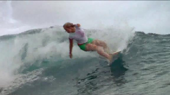 Symetra TV Spot, 'Reach Higher and Fly Farther' Featuring Bethany Hamilton