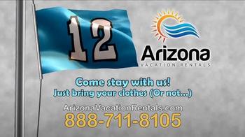 Arizona Vacation Rentals TV Spot, 'Stay With Us!' - Thumbnail 9