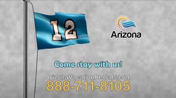 Arizona Vacation Rentals TV Spot, 'Stay With Us!' - Thumbnail 5