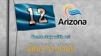 Arizona Vacation Rentals TV Spot, 'Stay With Us!' - Thumbnail 7
