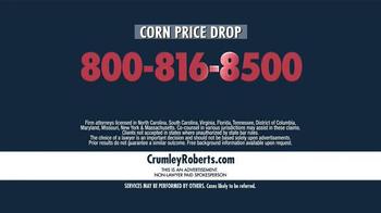 Crumley Roberts TV Spot, 'Corn Price Drop' - Thumbnail 9