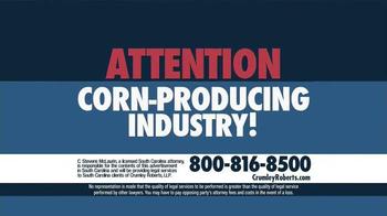 Crumley Roberts TV Spot, 'Corn Price Drop' - Thumbnail 2