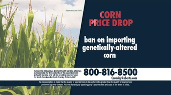 Crumley Roberts TV Spot, 'Corn Price Drop' - Thumbnail 3