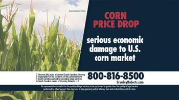 Crumley Roberts TV Spot, 'Corn Price Drop' - Thumbnail 4