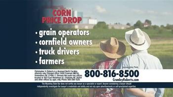 Crumley Roberts TV Spot, 'Corn Price Drop' - Thumbnail 6