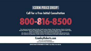 Crumley Roberts TV Spot, 'Corn Price Drop' - Thumbnail 8