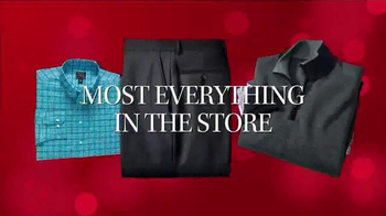 JoS. A. Bank BOG2 TV Spot, 'Most Everything in the Store' - Thumbnail 2